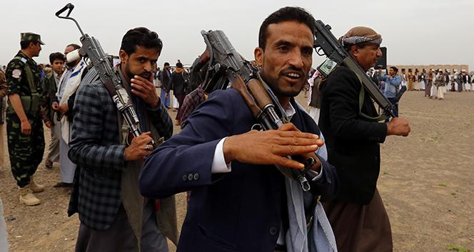 Husiler Aramco saldırısının Yemen'den yapıldığı konusunda ısrarlı