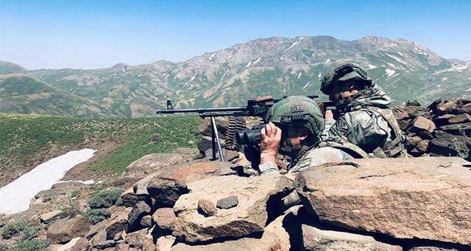 İçişleri Bakanlığı açıkladı: Hakkari kırsalında 2 terörisit etkisiz hale getirildi