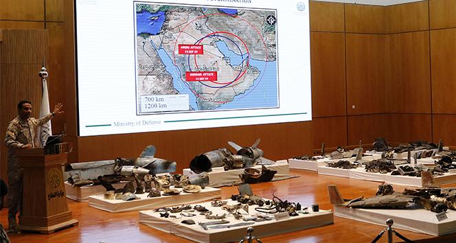 Suudi Arabistan: 'Saldırı İran tarafından finanse edilmiş'
