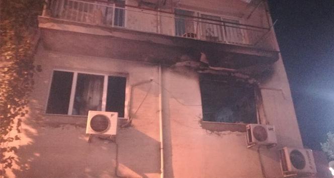 İzmir'de buzdolabı patladı: 1 yaralı