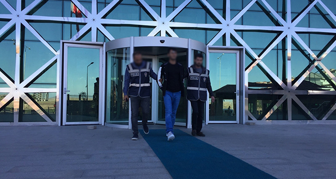 Cezaevinden kaçmıştı, Kars'ta yakalandı