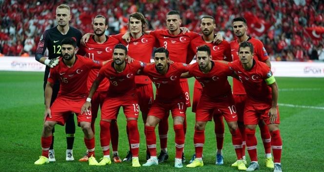 A Milli Futbol Takımı, 1 basamak yükseldi