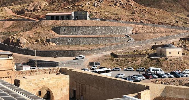 İshak Paşa Sarayı'na 11 milyonluk dev yatırım