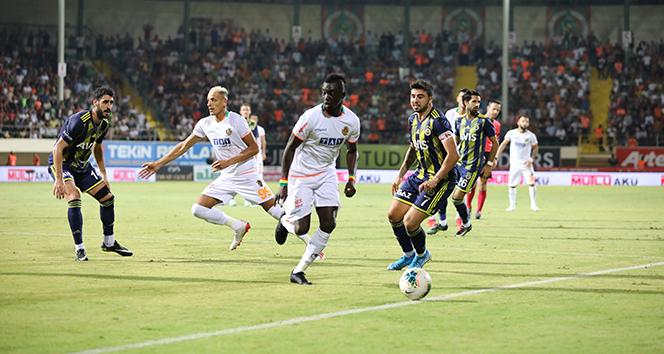 Fenerbahçe, Alanyaspor maçı için TFF'ye başvurdu