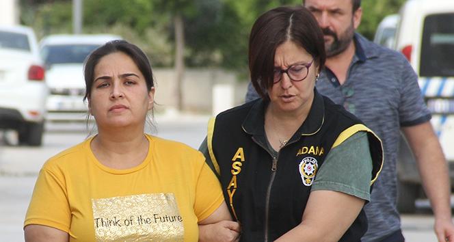Erkek arkadaşını 14 yaşındaki oğluna öldürten anneye müebbet