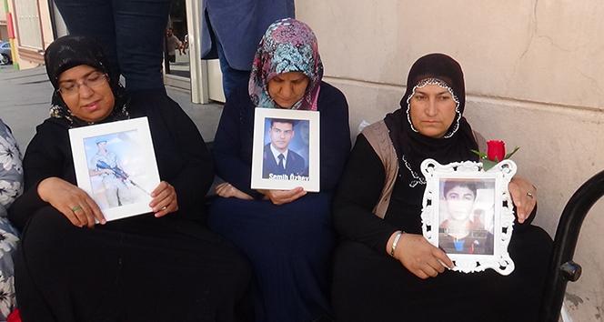 Çocukları kaçırılan ailelerin evlat nöbeti 18. gününde