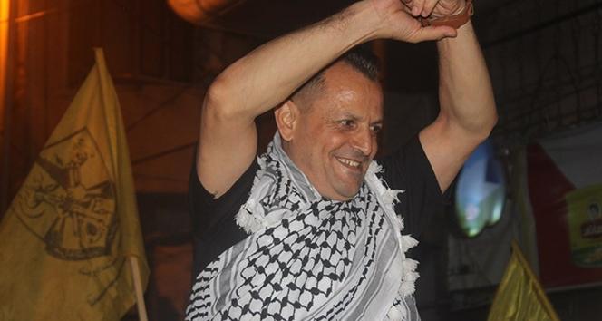 Gazzeli esir 17 yıl sonra özgürlüğüne kavuştu