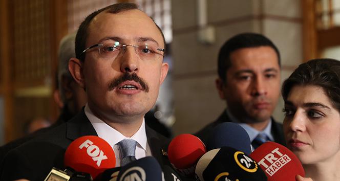 AK Parti Grup Başkan Vekili Mehmet Muş: 'HDP'ye gitmeyeceğiz. Diğer partilerle görüşeceğiz.'