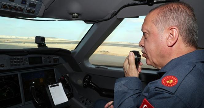 Cumhurbaşkanı Erdoğan: 'Yarın Teknofest'te olacağım'