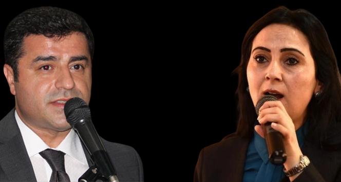 Demirtaş ve Yüksekdağ hakkında Kobani soruşturması kapsamında tutuklama kararı