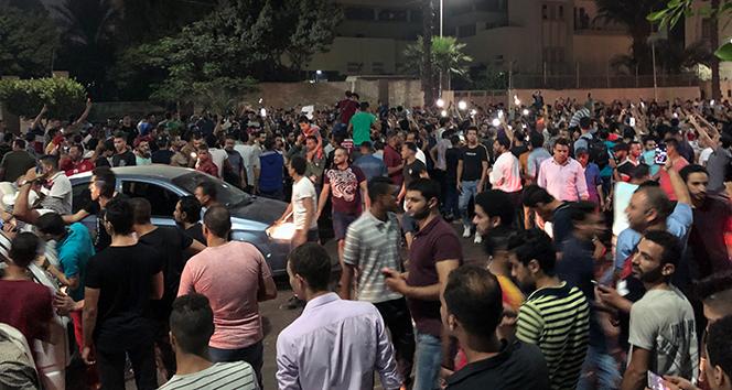 Mısır'da Sisi karşıtı protestolar sürüyor