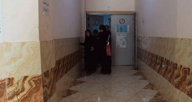 Rus ve rejim saldırıları sonucu hastaneler yeraltına taşındı