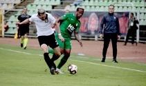 Giresunspor, sahasında karşılaştığı Fatih Karagümrük ile 1-1 berabere kaldı