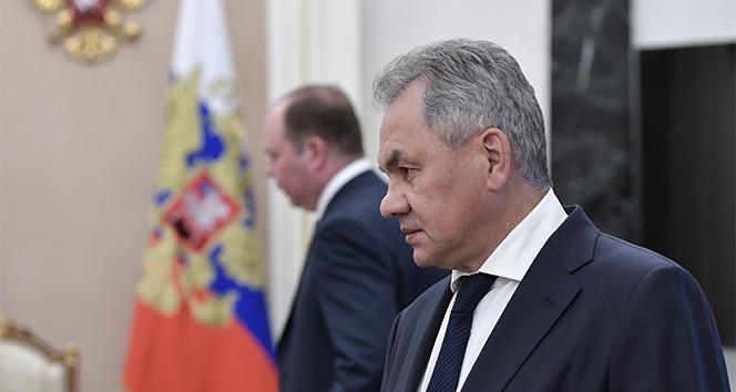 Rus Savunma Bakanı Şoygu hayalini açıkladı