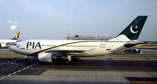 Pakistan Havayollarından yolcusuz en az 80 sefer