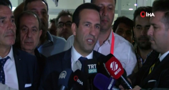 Adil Gevrek: 'Sahamızda çıktığımız her maçı kazanmak istiyoruz'