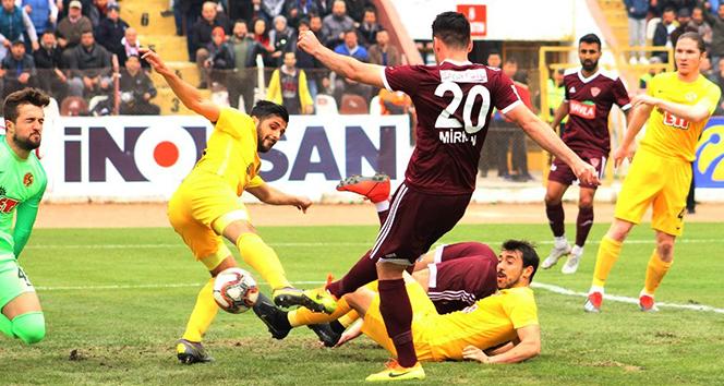 Eskişehirspor 22 maç sonra kalesini gole kapattı