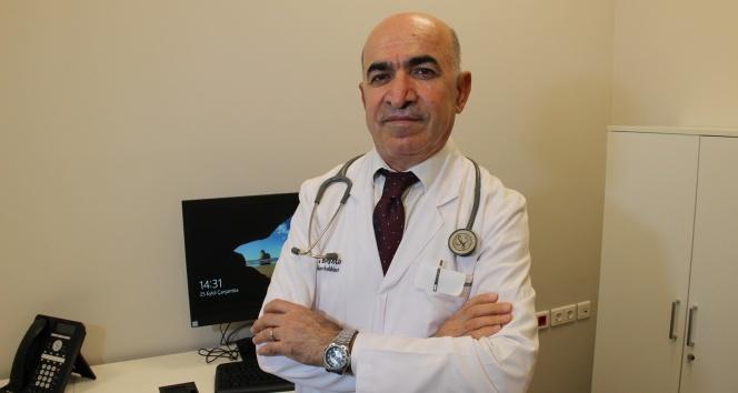 'KOAH hastalarının 5'de 1'i hastalıklarının farkında'