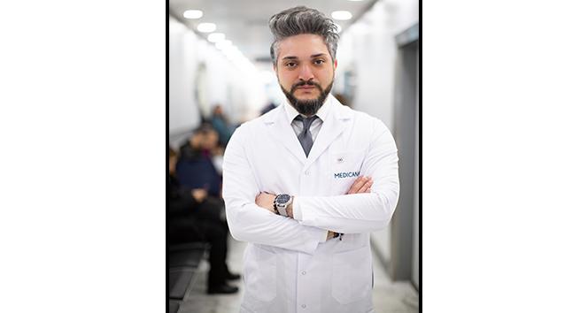 'Anevrizma, endovasküler coil (kasıktan beyin ameliyatı) ile tedavi edilebiliyor'