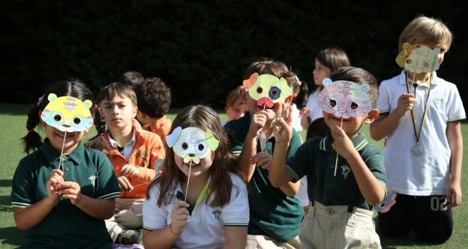Öğrencilerden hayvan dostları için anlamlı proje