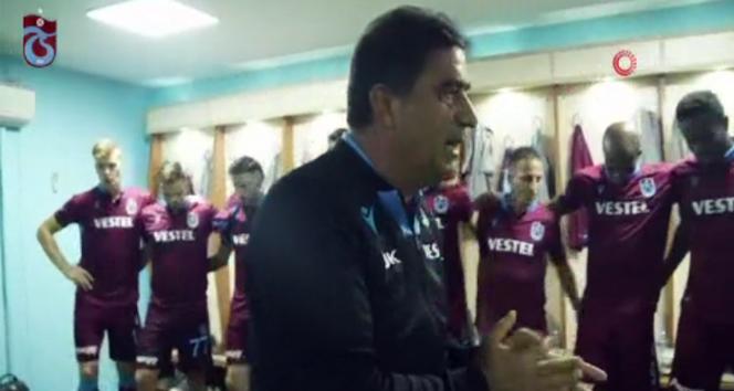 Ünal Karaman, Rizespor maçında oyuncularını böyle sahaya gönderdi!