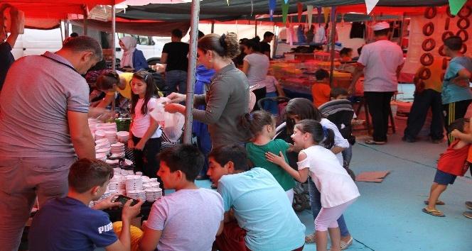 Kızıltepe'de yöresel organik ürün pazarı