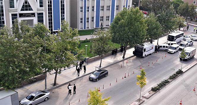 Malatya'da oy verme işleminde öldürülen 2 kişinin davası Kırşehir'de görüldü