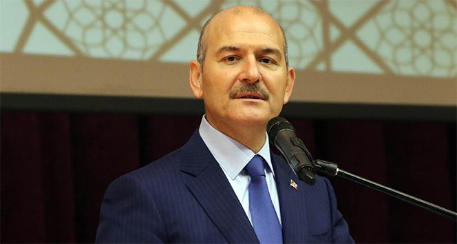Bakan Soylu: Tüm Türkiye'de yüksek yoğunluklu denetim gerçekleştireceğiz
