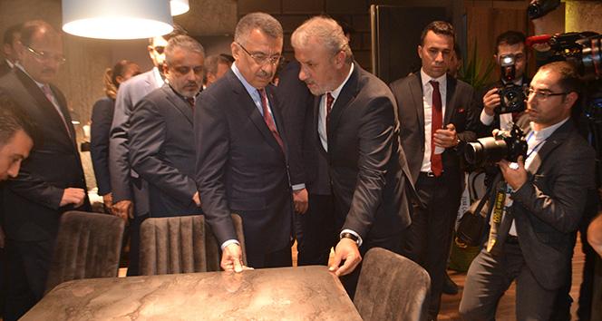 Cumhurbaşkanı Yardımcısı Oktay: 'Türkiye büyük bir ülke'
