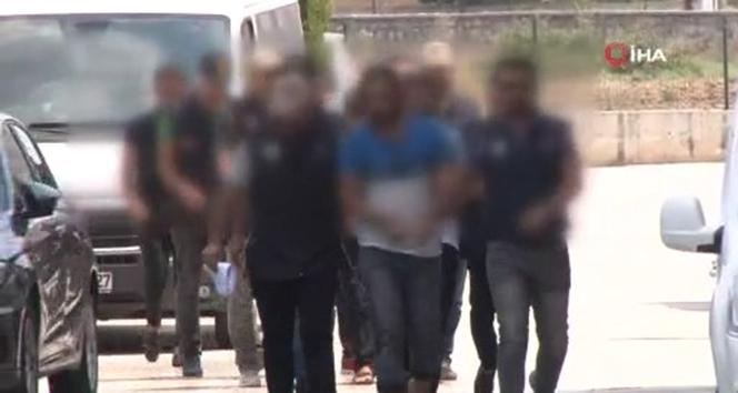 Yüksek güvenlikli hapishanelerde bin 170 DEAŞ'lı bulunuyor