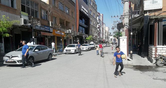 Barış Pınarı Harekatı'nın başlamasıyla Nusaybin'de hayat normal seyrinde devam ediyor