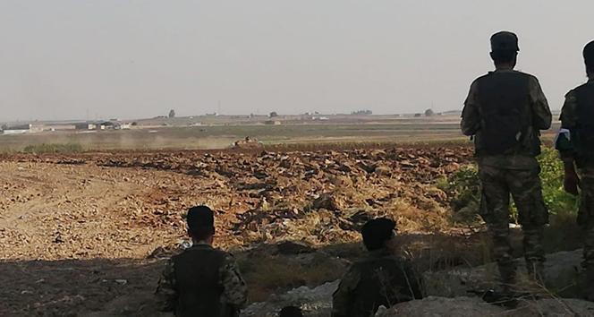 Suriye'de stratejik Darbasiyah kasabası da kontrol altına alındı