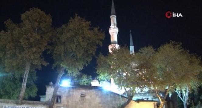 İstanbul'da Mehmetçik için yatsı namazı sonrası dualar edildi