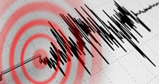 Ege Denizi'de deprem oldu, deprem bir çok ilde hissedildi