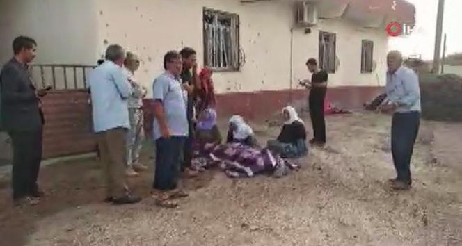 Aynel Arap'tan yapılan havan topu saldırısında bir muhtar şehit oldu
