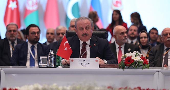 TBMM Başkanı Mustafa Şentop'tan, Barış Harekatı değerlendirmesi