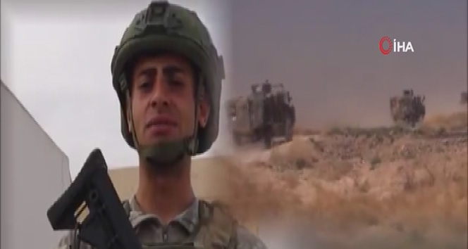 Barış Pınarı Harekâtı'na katılan Kahraman Komandolardan mesaj var