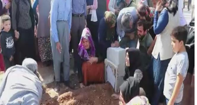 Suruç'taki roketli saldırıda ölenlerden Şıh Güzel, son yolculuğuna uğurlandı