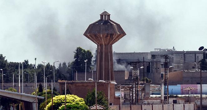 Tel Abyad'da çatışmalar gün boyu devam etti