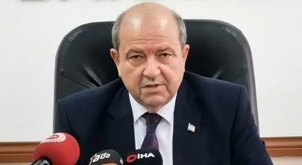 KKTC Cumhurbaşkanı Tatardan Türkiyeye başsağlığı mesajı
