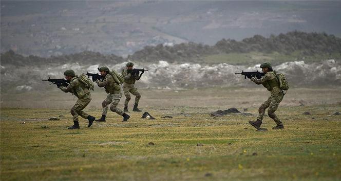 Barış Pınarı Harekâtı'nda etkisiz hale getirilen PKK/PYD-YPG'li toplam terörist sayısı 560 oldu