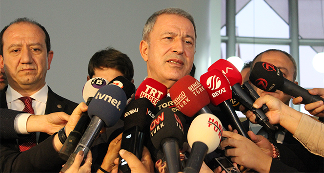 Milli Savunma Bakanı Akar: 'Önümüzdeki günlerde çok daha iyi haberler alacaksınız'