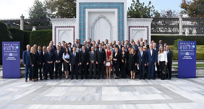 Beşiktaş Belediye Başkanı Rıza Akpolat Başkonsoloslar ile buluştu