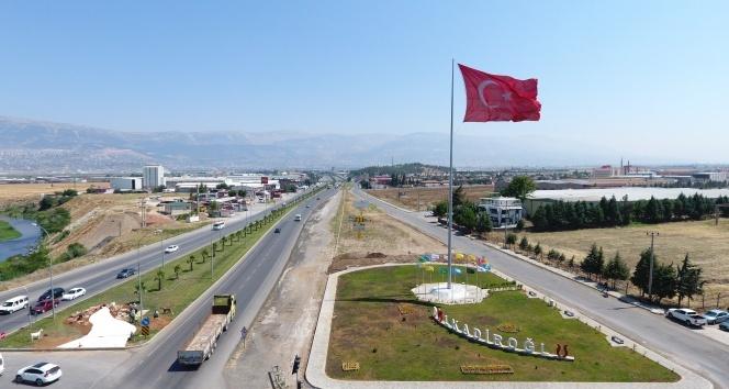 Barış Pınarı Harekatı'na bayraklı destek
