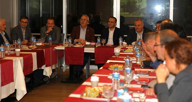 AK Parti Antalya Milletvekili Aydın: 'Her ilin en az bir ürününü markalaştırarak dünyaya tanıtacağız'