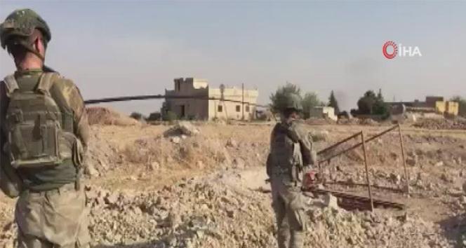 Resülayn ve Tel Abyad'da mayın temizleme çalışmaları sürüyor