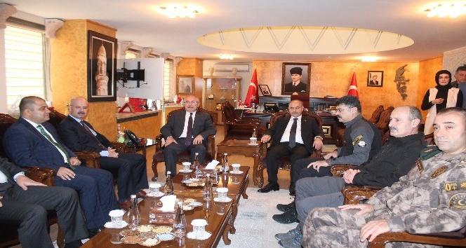Emniyet Genel Müdürü Aktaş Mardin'de