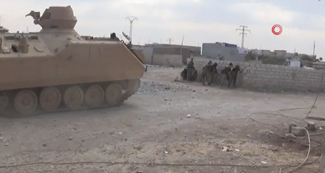 Rasülayn'da şiddetli çatışmalar sürüyor