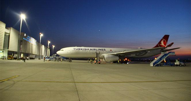 Koca Seyit'in yolcu sayısı yüzde 33 azaldı