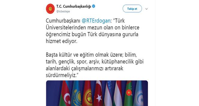 Türk üniversitelerinden mezun olan öğrenciler her yerde gurur kaynağı